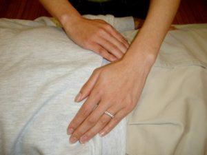 Pretty Reiki Hands