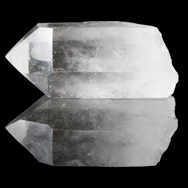 Programming Faceted Crystals